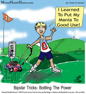 My Personal Favorite Mental Health Humor Cartoons of 2010.