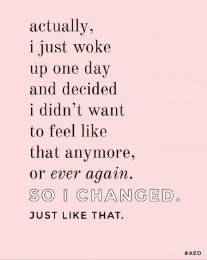 WOKE UP FEELING GREAT QUOTES