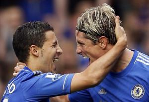 Eden clearly a Hazard to Premier League defences