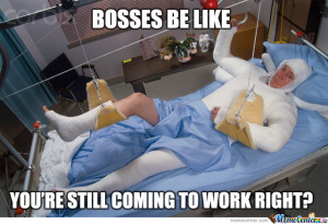Displaying (13) Gallery Images For Work Boss Memes...