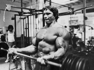 The Best of Arnold Schwarzenegger – Pumping Iron