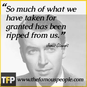 James Stewart Biography