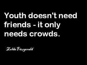 Life Love Quotes Youth Doesnt Need