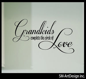 ... QUOTE ART LETTERING VINYL DECAL wall decor 18