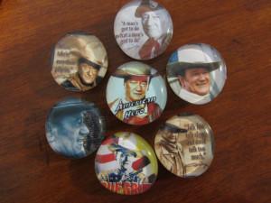 John Wayne Magnets