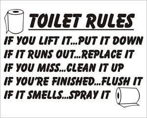 Funny Printable Restroom Quotes Quotesgram