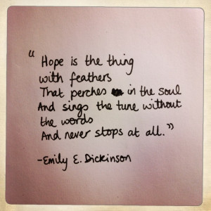 All of Emily Dickinson Quotes Poetry poems after. Unto his nest again ...