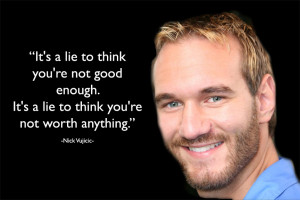 ... Review – Inspiration For a Ridiculously Good Life By Nick Vujicic