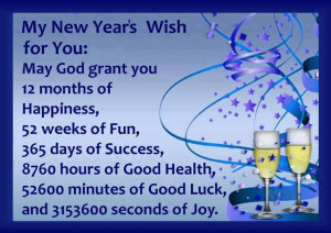 my new year s wish for you inspirational quote