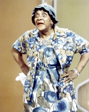... Moms Mabley' celebrates the groundbreaking African-American comedian