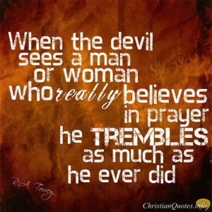 ... quote 4 keys of resisting the devil effectively r a torrey quote