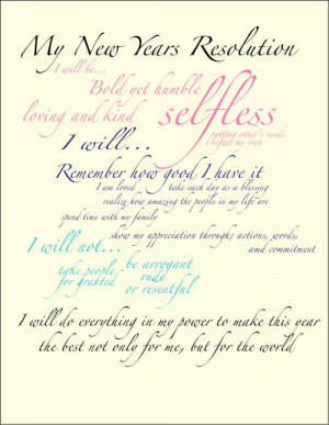 New Years Resolution Quotes Tumblr New years resolution