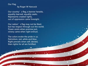 Meaningful Christian Happy Flag Day Poems