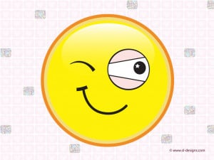 Click to zoom Go back to Smiley face wallpapers page