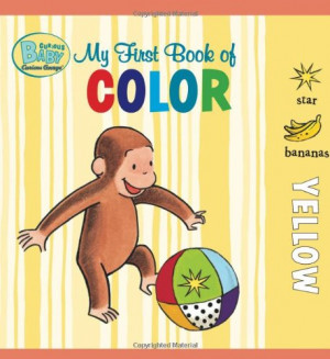 ... Curious George Accordion-Fold Board Book) (Curious Baby Curious George