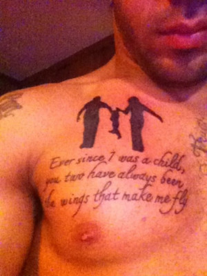 Tattoo Quotes About Family Are A Meaningful Act Of Love