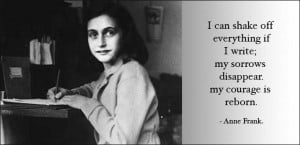 Anne Frank Diary Quotes Anne-frank