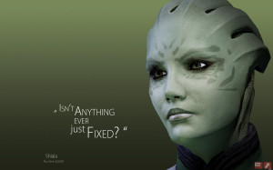 quotes Mass Effect wallpaper background