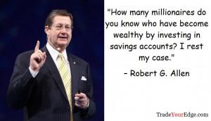 Quotes by Robert G Allen