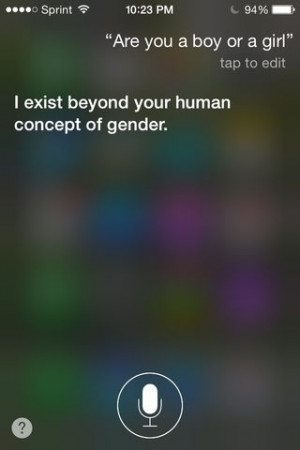 Funny Siri Sayings