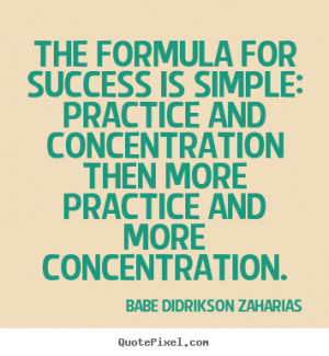 ... babe didrikson zaharias more success quotes love quotes life quotes