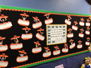crafts classroom decorating ideas halloween bulletin boards classroom ...