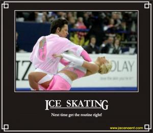 Ice Skating, Demotivation, Demotivational, Demotivational Posters ...