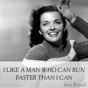 Jane russell Quotes