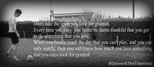 Inspirational Soccer Motivational Quotes
