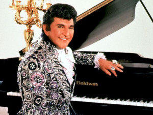 ... Liberace — A child prodigy who went on to become a great pianist