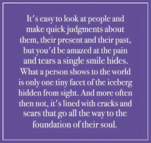 ... Pain, Life, Truths, So True, Living, Inspiration Quotes, Don'T Judges