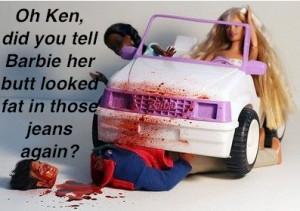 Barbie Plastic And Funny Quotes Quotesgram