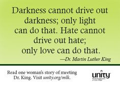 quote from Dr. Martin Luther King