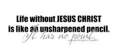 Life without Jesus...