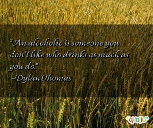 famous alcoholic quotes
