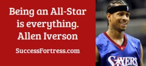 Inspirational Allen Iverson Quotes