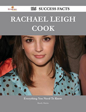 Rachael Leigh Cook Quotes | QuoteHD