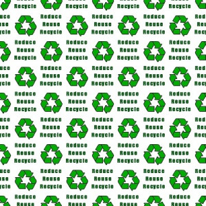 Reduce Reuse Recycling Arrows