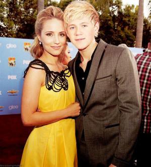Dianna Agron et Niall Horan