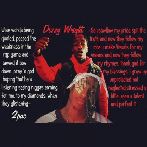 Dizzy Wright Quotes Tumblr Missygeeh: dizzy wright &
