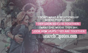 Don Want Relationship Where