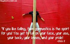 gymnastics tumbling gymnastics quotes gymnastics gym quotes gymnastics ...