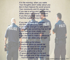 Poems About Justice