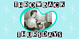 to participate in throwback thursday using social media on thursdays ...