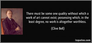 Quality Work Quotes