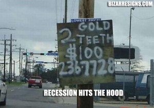 funny quotes recession