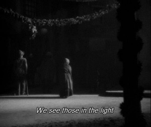 we see those in the light the three penny opera 1931
