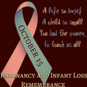 Pregnancy & Infant Loss Awareness