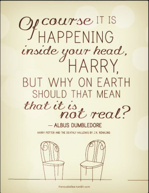 Harry Potter Quotes Dumbledore (2)