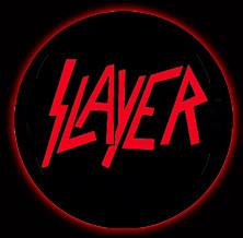 Logo Button by Slayer Official Slayer Button